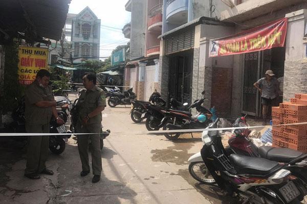 Bắt nghi can đâm chết người đàn ông trong con hẻm ở Sài Gòn-1