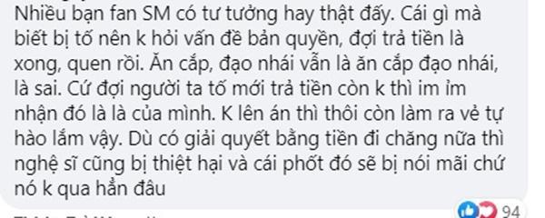 Nghệ sĩ tố Aespa đạo nhái bắt tay làm hòa SM, netizens đoán nuốt đầy bụng rồi-7