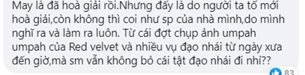 Nghệ sĩ tố Aespa đạo nhái bắt tay làm hòa SM, netizens đoán nuốt đầy bụng rồi-6