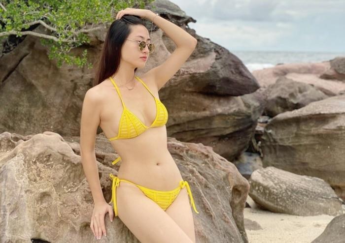 Số đo vòng 1 của Hoa hậu Việt lúc đăng quang, Đỗ Thị Hà có vòng ngực nhỏ nhất-6