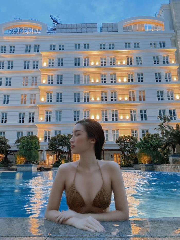 Số đo vòng 1 của Hoa hậu Việt lúc đăng quang, Đỗ Thị Hà có vòng ngực nhỏ nhất-8
