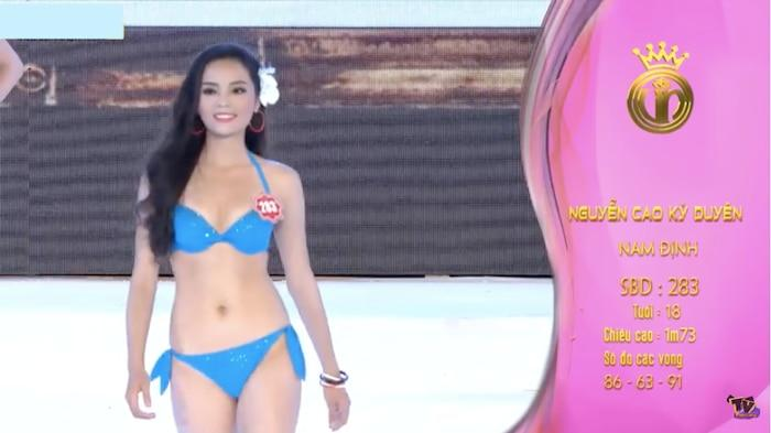 Số đo vòng 1 của Hoa hậu Việt lúc đăng quang, Đỗ Thị Hà có vòng ngực nhỏ nhất-9