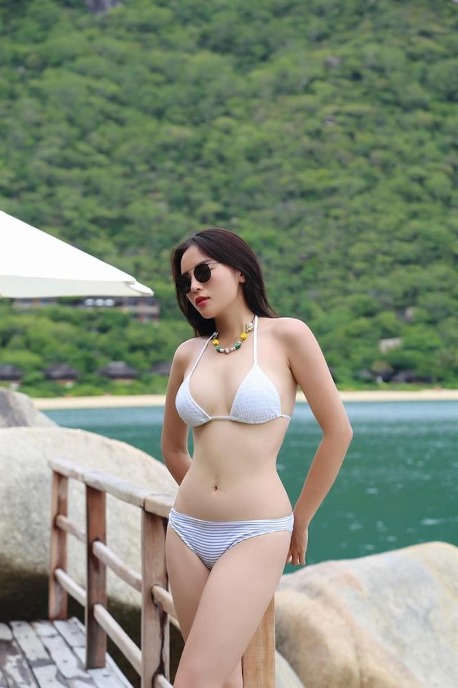 Số đo vòng 1 của Hoa hậu Việt lúc đăng quang, Đỗ Thị Hà có vòng ngực nhỏ nhất-10