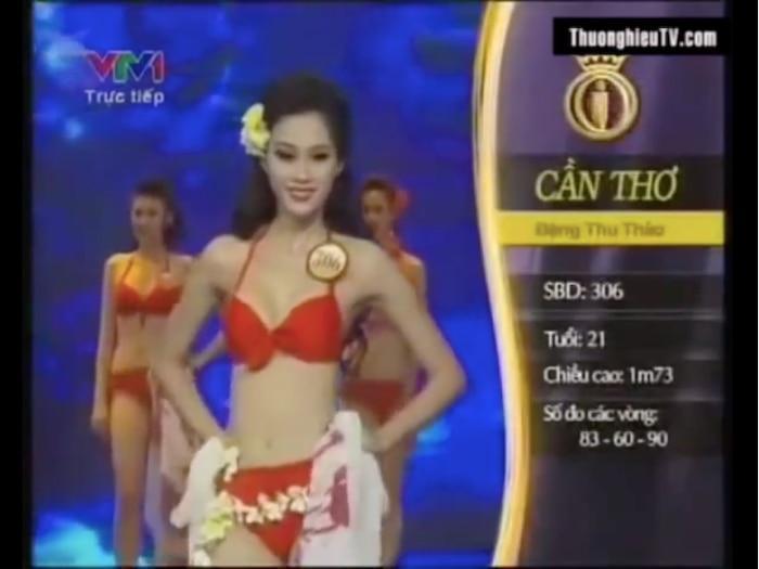 Số đo vòng 1 của Hoa hậu Việt lúc đăng quang, Đỗ Thị Hà có vòng ngực nhỏ nhất-11