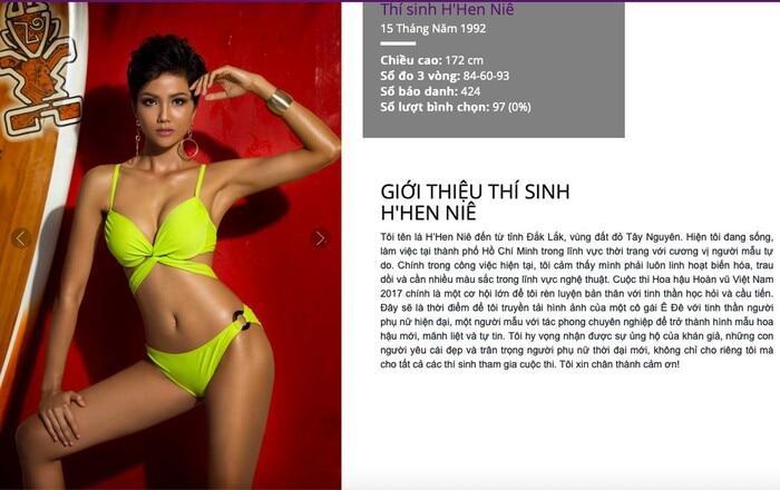 Số đo vòng 1 của Hoa hậu Việt lúc đăng quang, Đỗ Thị Hà có vòng ngực nhỏ nhất-14