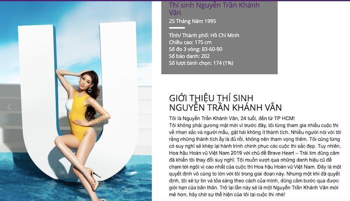 Số đo vòng 1 của Hoa hậu Việt lúc đăng quang, Đỗ Thị Hà có vòng ngực nhỏ nhất-17