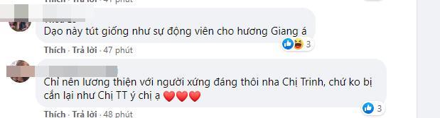 Ngọc Trinh đăng triết lý, antifan cà khịa: Lây Miss Đạo Lý Hương Giang-4