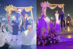 Clip: MC Thu Hoài quẩy 'banh nóc' trong đám cưới với ông xã doanh nhân