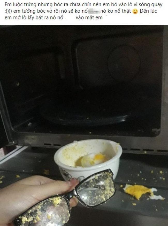 Những thảm họa nấu ăn với lò vi sóng của hội ngáo ngơ khiến ai nhìn xong cũng phải hết hồn-2