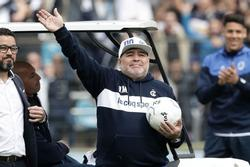 Lời cuối của huyền thoại bóng đá Diego Maradona trước khi về với Chúa
