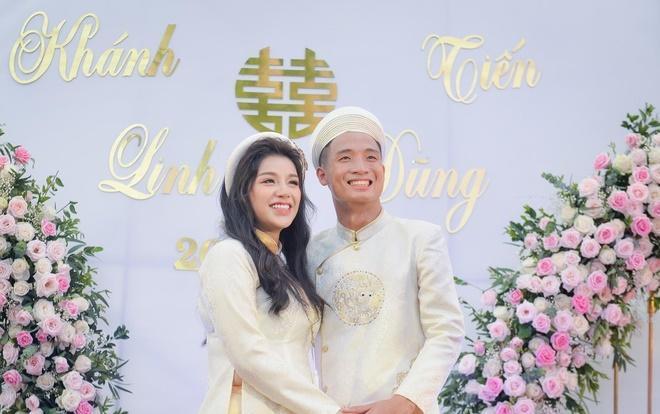 Bùi Tiến Dũng và Khánh Linh tổ chức đám cưới tại 3 địa điểm-2