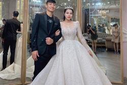 Bùi Tiến Dũng và Khánh Linh tổ chức đám cưới tại 3 địa điểm
