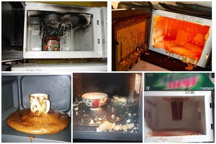 Những thảm họa nấu ăn với lò vi sóng của hội 'ngáo ngơ' khiến ai nhìn xong cũng phải 'hết hồn'