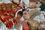 Danh tính cặp rich kid TP.HCM nhận cả vali tiền vàng khủng trong đám cưới