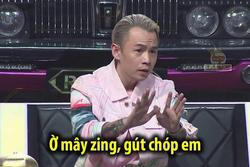 Cười xỉu với bộ sưu tập 'Ờ mây zing, gút chóp em' của Binz tại Rap Việt!