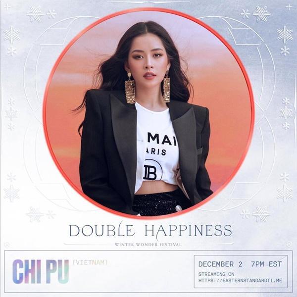 Netizens Việt run rẩy khi Chi Pu đại diện Việt Nam tham dự festival âm nhạc quốc tế-2