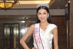 Á hậu Ngọc Thảo: 'Tôi không đạt hoa hậu vì giao tiếp chưa tốt'