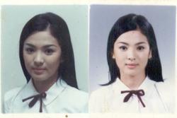 Bức hình hiếm hoi thời học sinh của Song Hye Kyo: Nhan sắc quả thực không thể đùa được