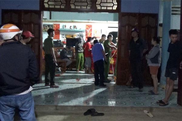 Nóng: Hai vụ nổ súng liên tiếp trong đêm làm 4 người thương vong ở Quảng Nam-1