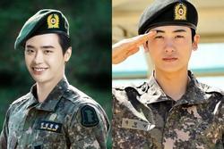 'Mọt' phim Hàn chào đón màn xuất ngũ của 2 sao nam đình đám trong năm 2021