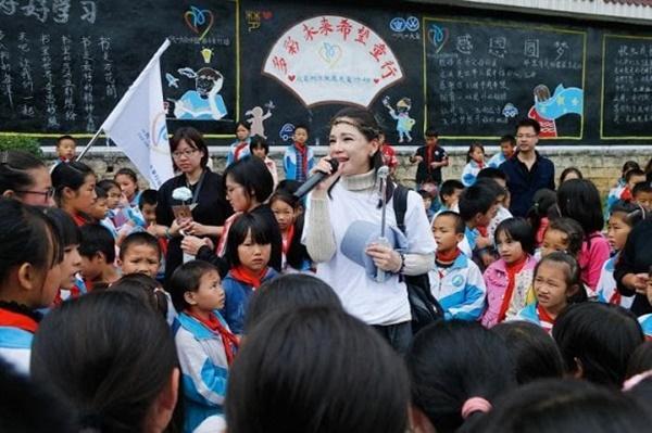 Cô ấy có cơ hội nổi tiếng hơn Triệu Vy, nhưng vì 5 đứa trẻ chết do khí độc mà vĩnh viễn rời khỏi làng giải trí!-3