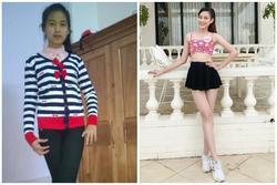 Loạt ảnh 'ô mai' chưa từng công bố của Hoa hậu Đỗ Thị Hà: Đôi chân dài vượt trội