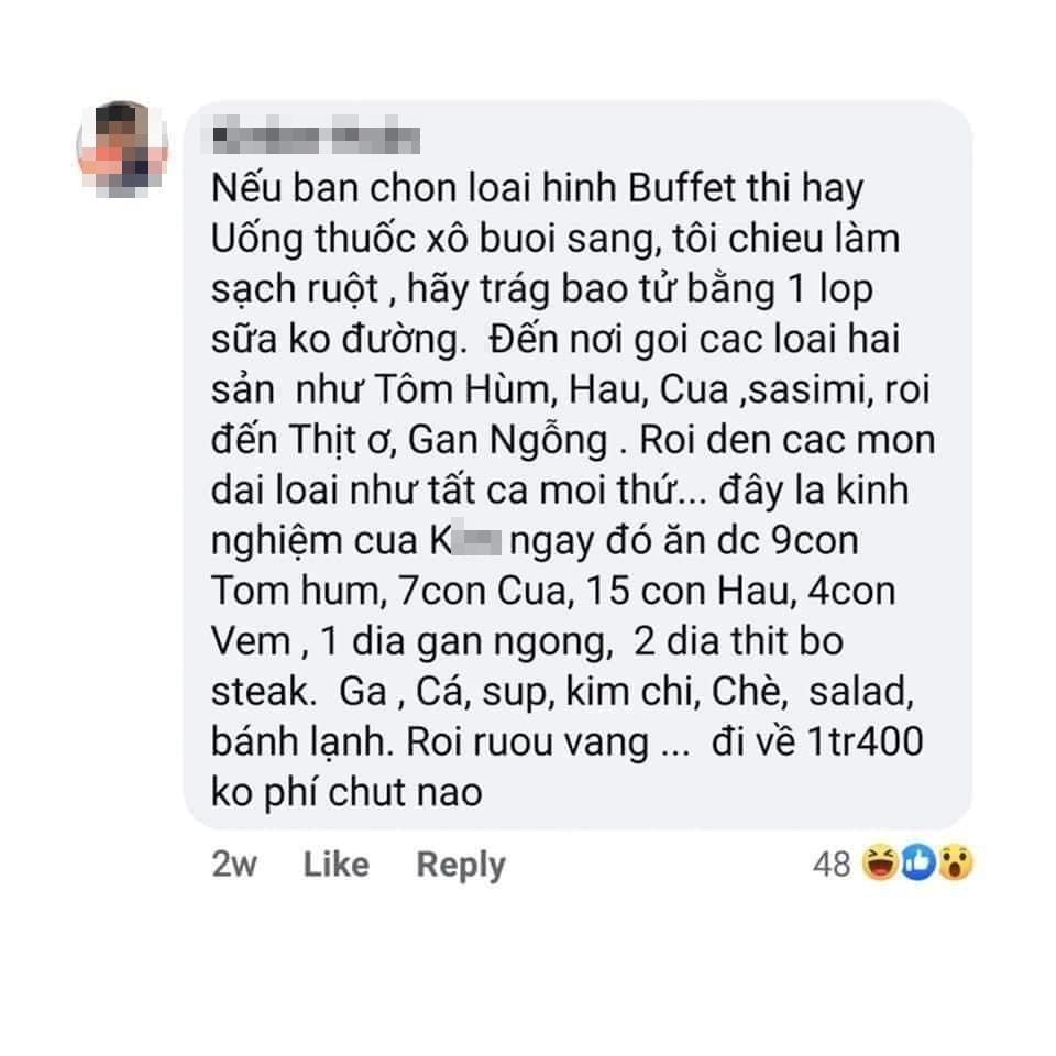 500 anh em dân mạng chỉ cách đi ăn buffet bài bản không lo bị lỗ cười rách miệng-4