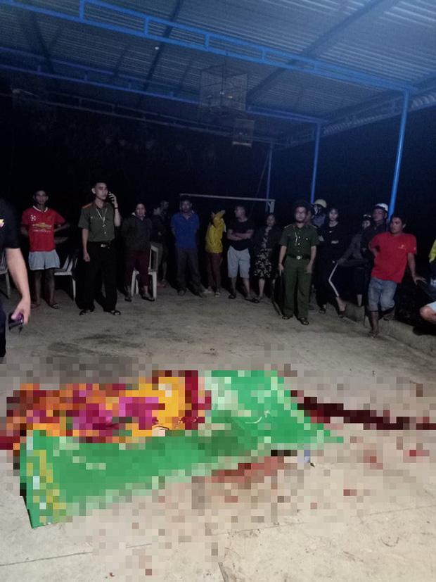 Nổ súng liên tiếp trong đêm ở Quảng Nam: Xác định danh tính nghi phạm-2