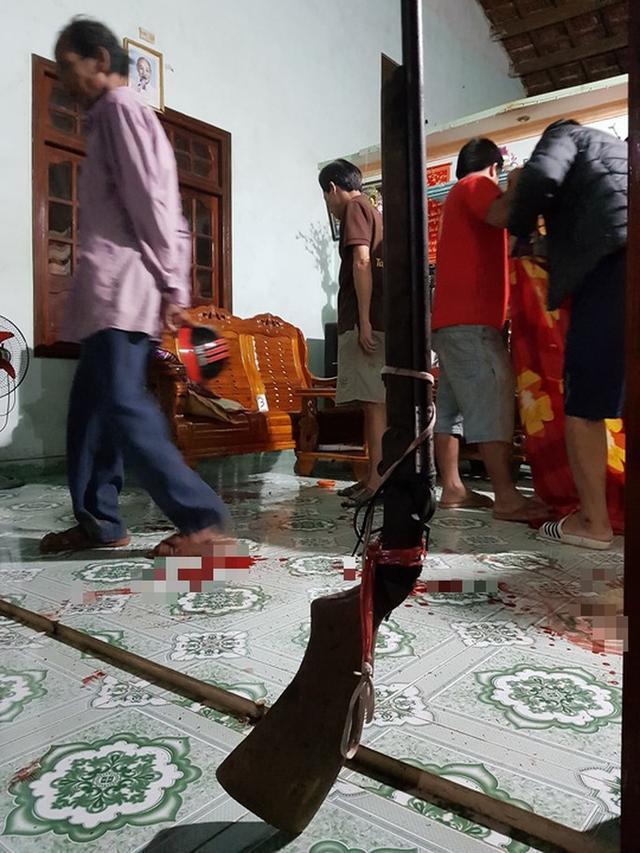 Nổ súng liên tiếp trong đêm ở Quảng Nam: Xác định danh tính nghi phạm-1
