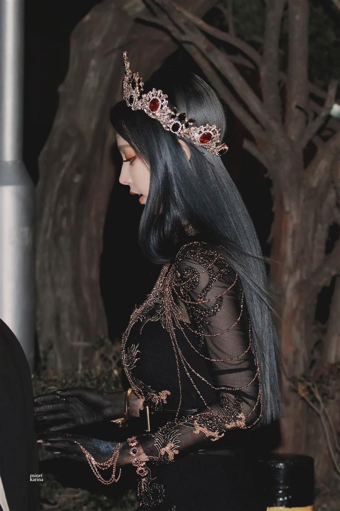 Vừa ra mắt, nữ thần tượng này đã được khen body đỉnh nhất Kpop-8