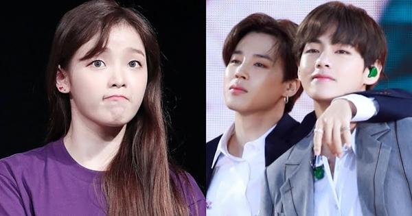 Nữ idol Oh My Girl ăn gạch tới tấp chỉ vì làm bạn với BTS quá nổi tiếng-4