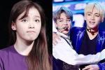 Nữ idol 'Oh My Girl' ăn gạch tới tấp chỉ vì làm bạn với BTS quá nổi tiếng