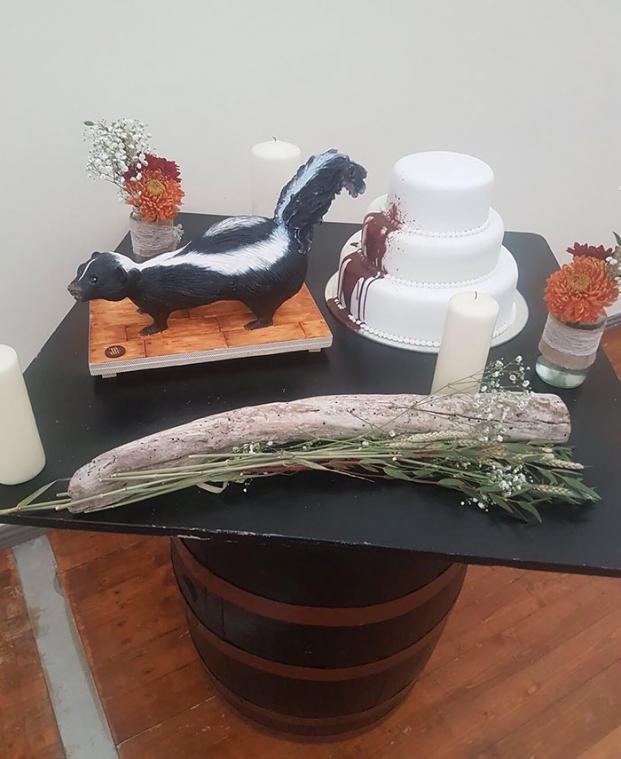 Những ý tưởng bánh cưới vượt xa sự kỳ vọng của chủ nhân, cô dâu chú rể đứng hình khi nhìn tác phẩm-6