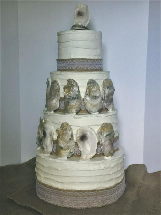 Những ý tưởng bánh cưới vượt xa sự kỳ vọng của chủ nhân, cô dâu chú rể đứng hình khi nhìn tác phẩm-8