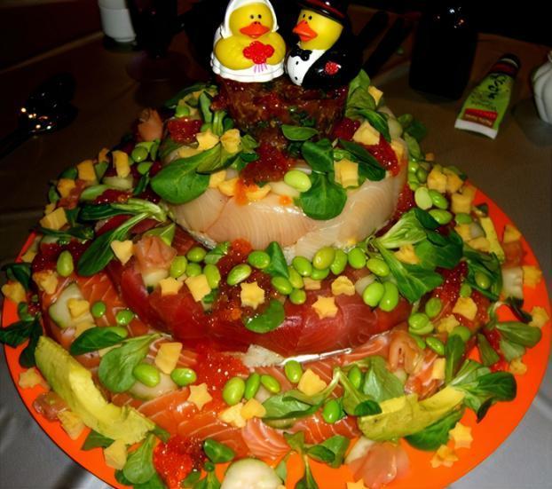 Những ý tưởng bánh cưới vượt xa sự kỳ vọng của chủ nhân, cô dâu chú rể đứng hình khi nhìn tác phẩm-10