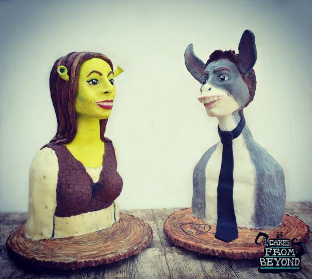 Những ý tưởng bánh cưới vượt xa sự kỳ vọng của chủ nhân, cô dâu chú rể đứng hình khi nhìn tác phẩm-11
