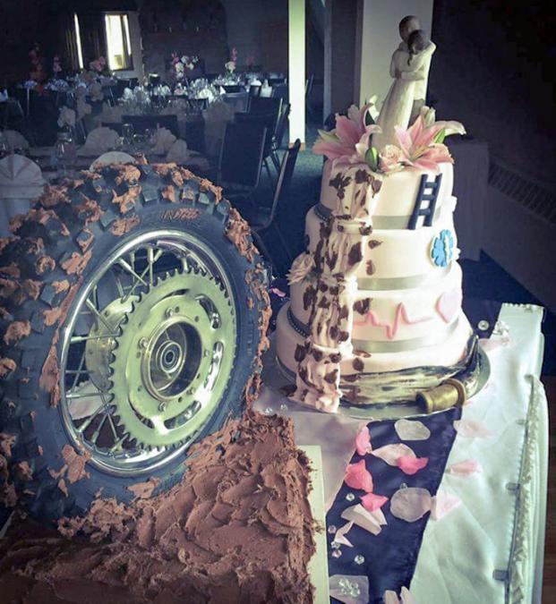 Những ý tưởng bánh cưới vượt xa sự kỳ vọng của chủ nhân, cô dâu chú rể đứng hình khi nhìn tác phẩm-12