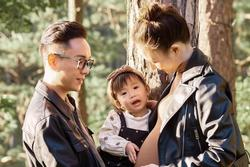 JustaTee tiết lộ vợ mang bầu lần hai