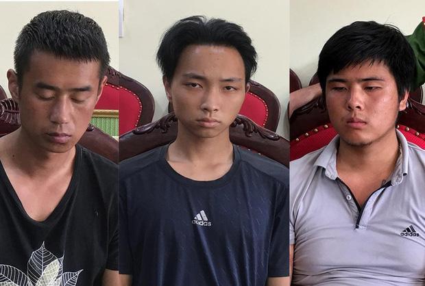 Tử hình 3 tên cướp người Trung Quốc sát hại tài xế taxi rồi bỏ thi thể xuống sông-2