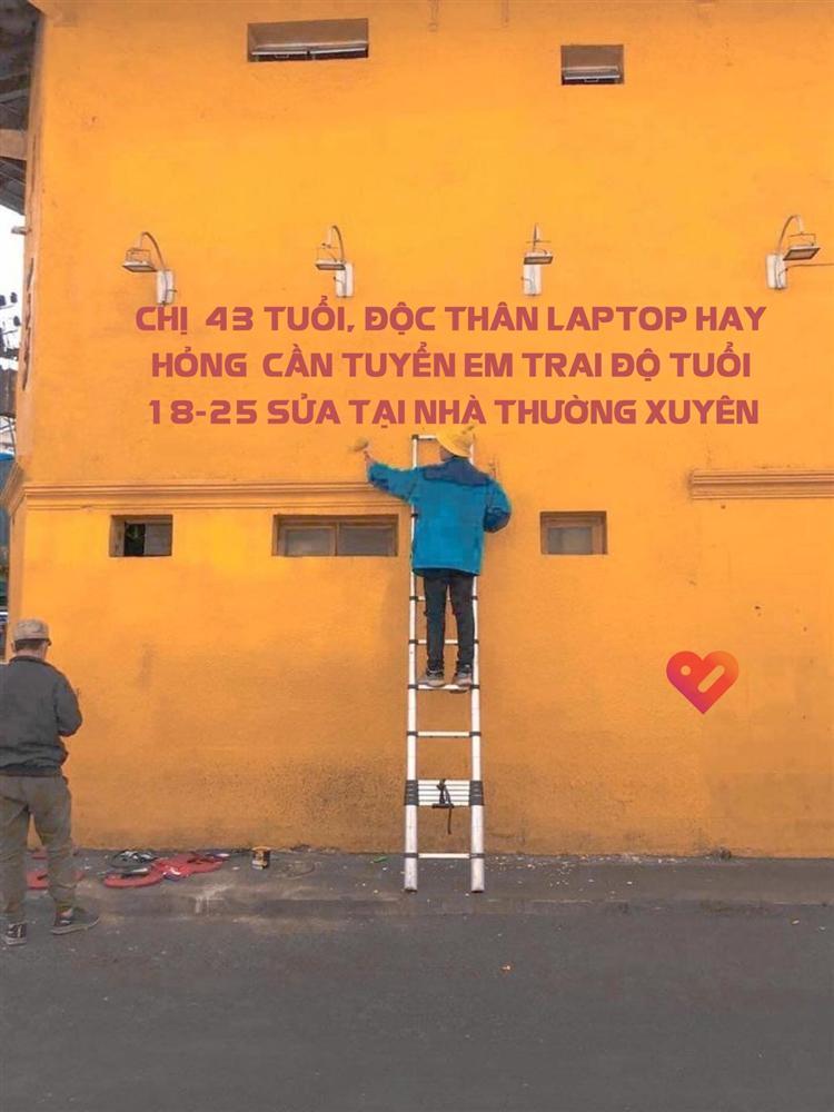 Thượng đế cũng phải cười với loạt ảnh chế lầy lội về bức tường vàng huyền thoại ở Đà Lạt-5