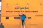 'Thượng đế cũng phải cười' với loạt ảnh chế lầy lội về bức tường vàng huyền thoại ở Đà Lạt