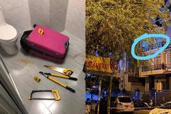 TP HCM: Rợn người thi thể không nguyên vẹn trong vali ở khu dân cư Him Lam