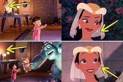 'Sạn' lộ liễu trong các phim hoạt hình nổi tiếng