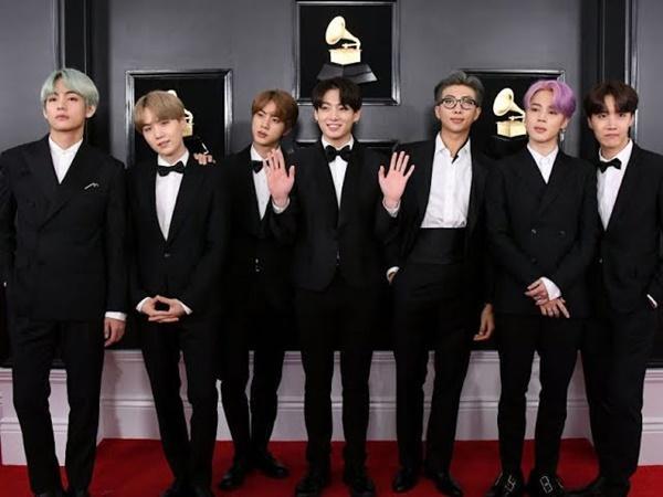 BTS nhận đề cử Grammy nhưng fan Trung Quốc vẫn phải đá đểu mới chịu-1