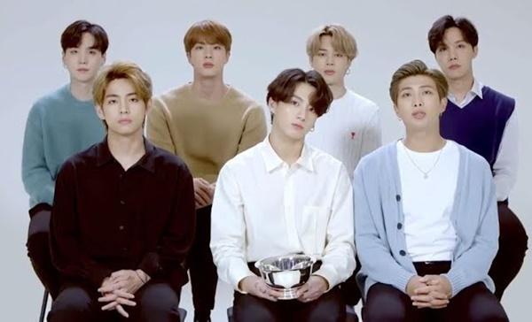 BTS nhận đề cử Grammy nhưng fan Trung Quốc vẫn phải đá đểu mới chịu-4