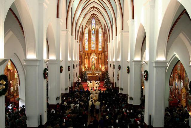 Địa điểm vui chơi dịp Giáng sinh 2020 tại Hà Nội-2