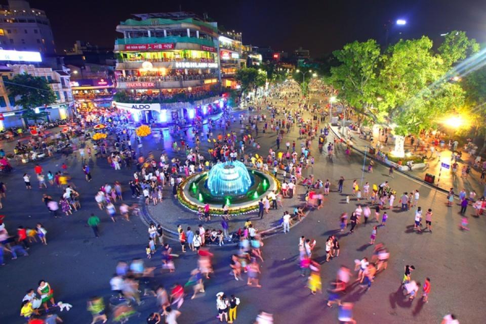 Địa điểm vui chơi dịp Giáng sinh 2020 tại Hà Nội-5