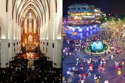 Địa điểm vui chơi dịp Giáng sinh 2020 tại Hà Nội