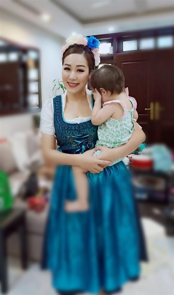 Con gái hoa hậu Ngô Phương Lan được vote sẵn 1 vé đội vương miện-4