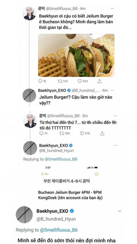 Nam idol cuồng ăn nhất Kpop: Nghe fan rủ đi nhà hàng là mắt sáng rực, còn gắt lên vì hỏi mãi không ai trả lời địa chỉ!-4